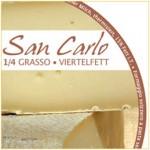 San Carlo fiertelfett